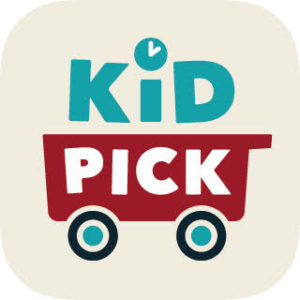 Kid Pick App Logo groß