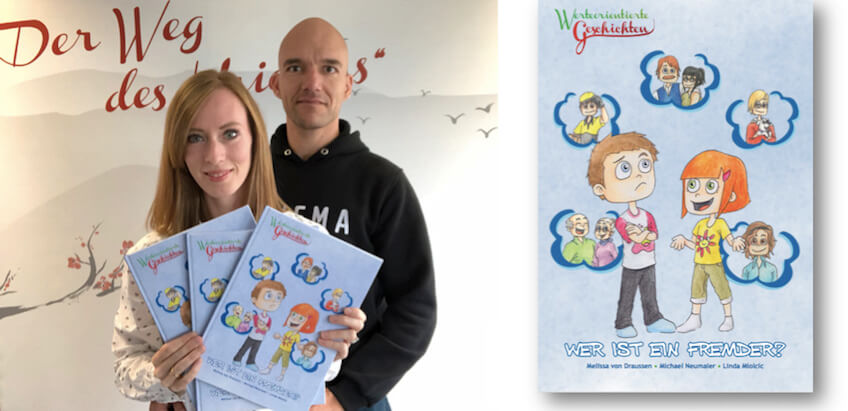 """Wer ist ein Fremder?"" – zum zweiten Kindersicherheitsbuch von Melissa und Michael – *mit Verlosung*"
