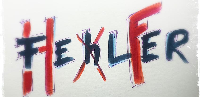 """""""FEHLER"""" ist ein Anagramm für """"HELFER"""" – wir brauchen eine bessere Fehlerkultur in der Schule"""